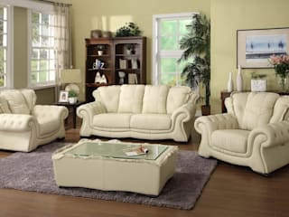 Balancing Elegance & Comfort in Your Home Locus Habitat Living roomSofas & armchairs