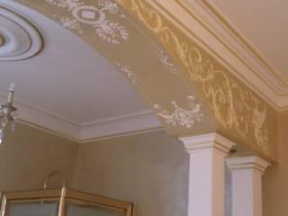Абрикос Classic style bathroom