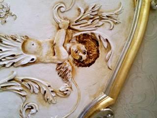 Абрикос Classic style bedroom