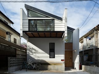 Modern houses by Studio R1 Architects Office Modern
