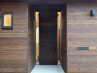 Maisons minimalistes par 田所裕樹建築設計事務所 Minimaliste