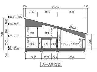 de style  par 田所裕樹建築設計事務所