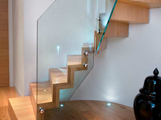 Chelsea: modern  by Smet UK - Staircases, Modern