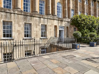 Royal Crescent Hotel, Bath, Wiltshire, UK クラシカルなホテル の Adam Coupe Photography Limited クラシック