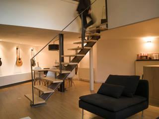 L&D Intérieur Salas de estar modernas