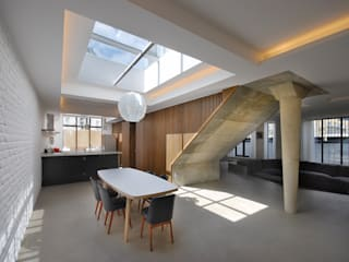 The Gables Moderne Esszimmer von Patalab Architecture Modern