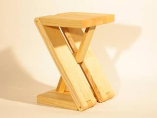 Tabouret Z par AC Design Moderne