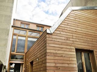 Maison S Maisons modernes par atelier eem Moderne