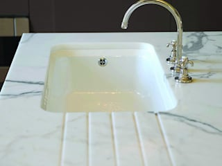 Statuary Marble Worktop :   by Stone Age