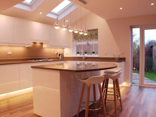 Aylesbury Kitchen Design Whitehouse Interiors Cuisine moderne