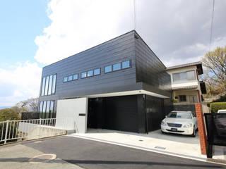 一級建築士事務所・スタジオインデックス Modern home