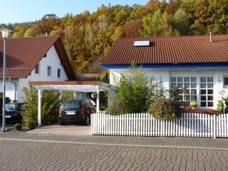 Carport-Discount.de - günstige Holzcarports als Bausatz online konfigurieren von Deutsche Carportfabrik GmbH & Co. KG Landhaus