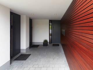 Mehrfamilienhaus_H:  Fenster von Fachwerk4 | Architekten BDA