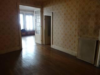 Transformation d'un appartement Hausmannien par (pH)²