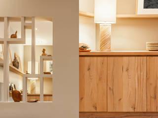 Appartement à Louveciennes: Salle à manger de style de style Minimaliste par Agence MOHA