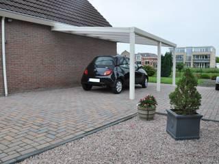 Carports aus Aluminium von alucarports.de:   von Deutsche Carportfabrik GmbH & Co. KG