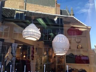lamps:   door Ontwerpstudio Inge Simonis, Eclectisch