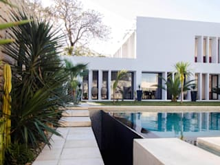 Guelimì house Case in stile minimalista di Ilaria Di Carlo Architect - IDC_studio Minimalista