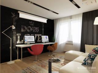 by Мастерская дизайна Welcome Studio Scandinavian