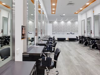 Salon Express 3 Cutting Stations:  Shopping Centres by Natasha Fowler Design Solutions