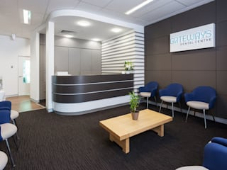 Gateways 2 Reception / Waiting:  Clinics by Natasha Fowler Design Solutions