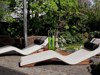 Heated Loungers Fabio Alemanno Design SpaMobiliario