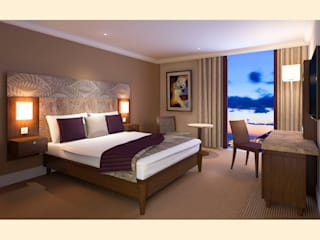 Hotel Roomsets by IDP Interior Design: classic  by IDP Design, Classic