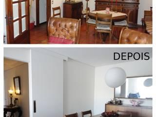 Remodelação de Apartamento em Aveiro por GAAPE - ARQUITECTURA, PLANEAMENTO E ENGENHARIA, LDA