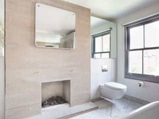 Bathroom by Whitaker Studio