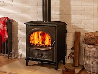 Hi-Flame Wood Burning / Multi Fuel Stoves: country  by Direct Stoves, Country
