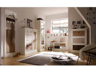Sitzbänke / Holzbänke Sunchairs GmbH & Co.KG Skandinavischer Flur, Diele & Treppenhaus