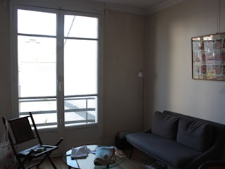 Appartement situé à Paris XVème (quartier Convention) Lignes & Nuances