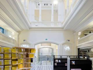 SANALarc – SALT Research Center: modern tarz Çalışma Odası