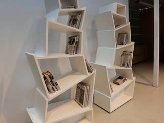 libreria Babylon: Studio in stile  di Frigerio Paolo & C.