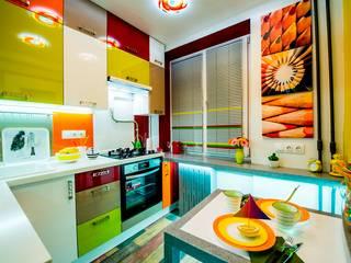 Сделано со вкусом на ТНТ Eclectic style kitchen