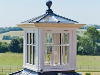 A Light Filled Sitting Room Conservatory Konservatori Klasik Oleh Vale Garden Houses Klasik