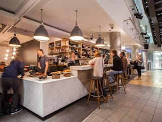 Colston St. Bar & Kitchen de Simple Simon Design