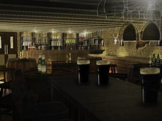 private bar:   by JC Interiors