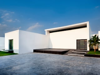โดย Arturo Campos Arquitectos โมเดิร์น