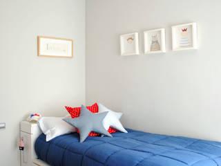 Mundo Raquel Mediterranean style nursery/kids room