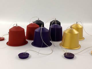 Lámpara de suspensión colors light:  de estilo  de Be&Bo Furniture Design