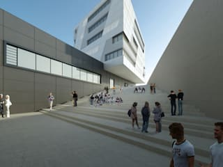 Center for Advanced Mobility, Aachen by studioMDA