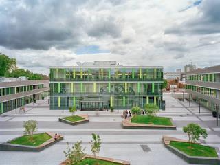 Scholen door Michael van Ooyen Architekt BDA