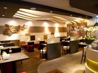 Pillipp's Kaffeehaus & Confiserie / Fürth Moderne Gastronomie von Pfriem-Innenarchitektur Modern