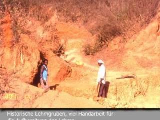 Historische Lehmgrube:   von eiwa Lehm GmbH