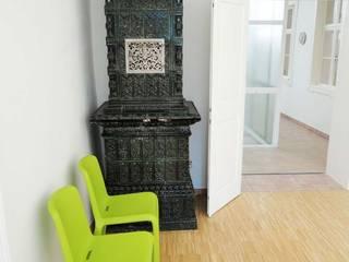 Reception_2: Complessi per uffici in stile  di Arch. Tommaso Rossi