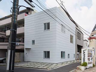 曙橋の家: アソトシヒロデザインオフィス/Toshihiro ASO Design Officeが手掛けた家です。,
