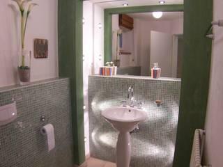 Private Bäder Moderne Badezimmer von Pfriem-Innenarchitektur Modern