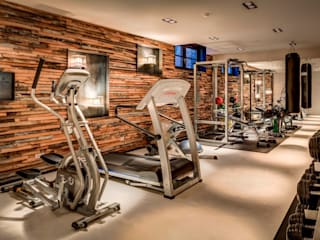 Modern gym by Kabaz Modern