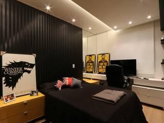 ZAAV Arquitetura Chambre minimaliste